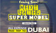 Next Rated Super Model Competition 2018